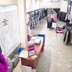 Sieć sklepów - odzież używana